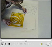 video pattern construction