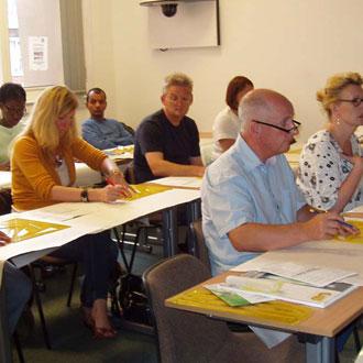 Course Environment-Services